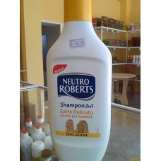 SAMPON NEUTRO ROBERTS 500ML